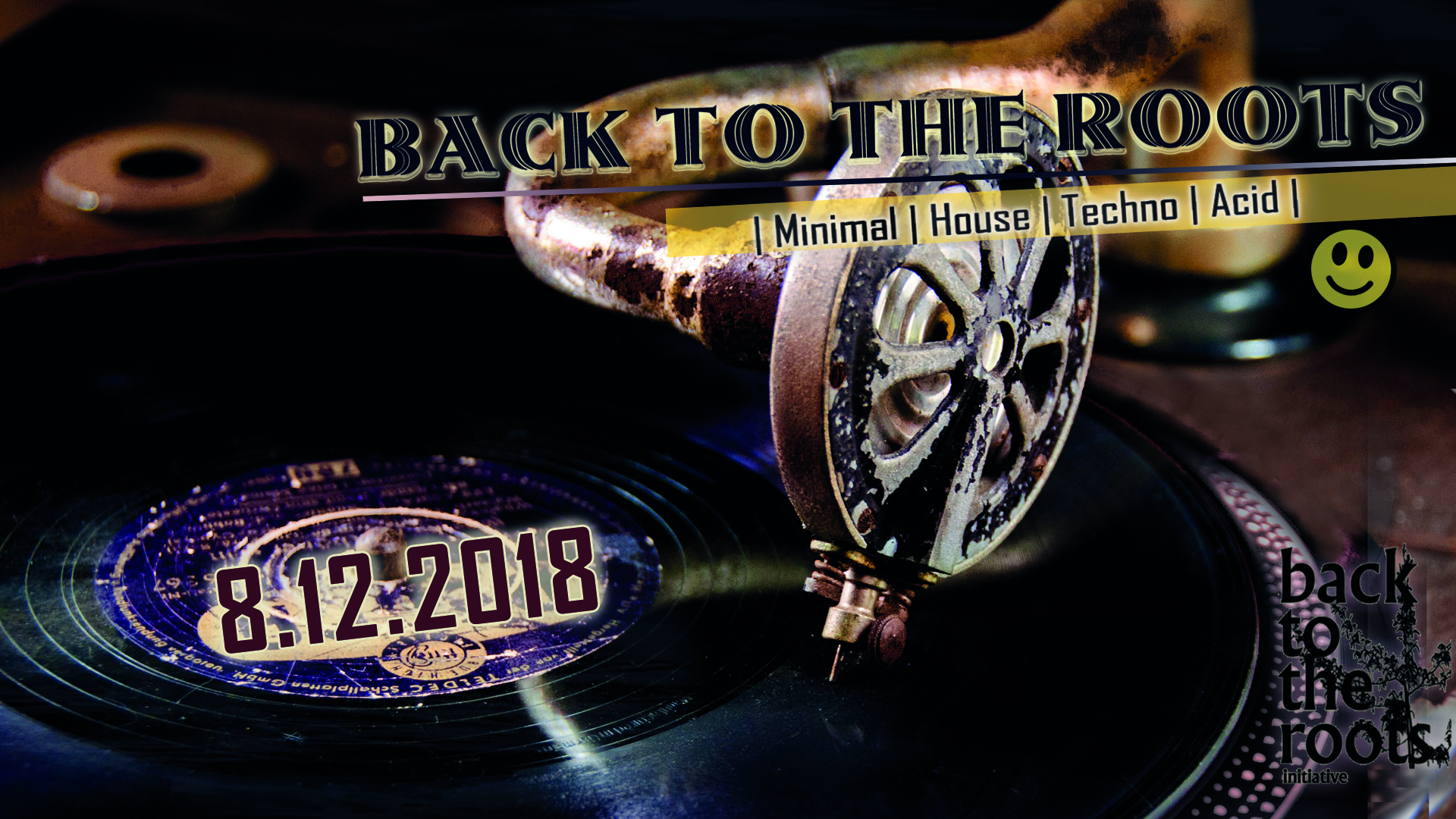 08. Dezember 2018 - Back To The Roots - STAK reloaded